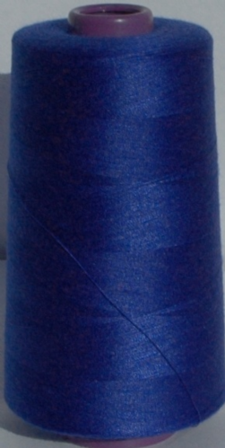 Sewing Machine & Overlocker Thread - 5,000m Cones BLB05 Royal Shade 1195